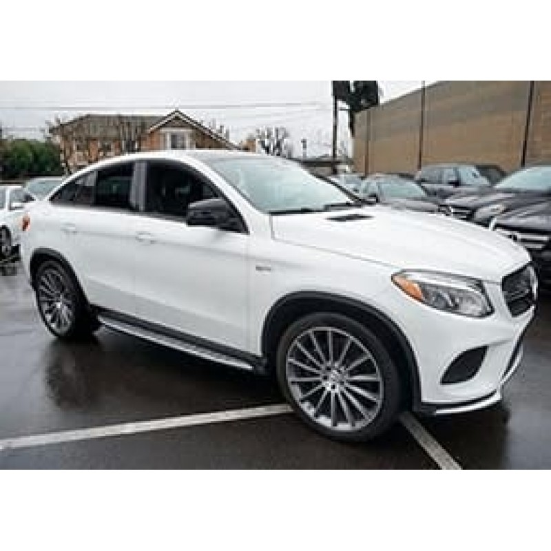 Mercedes-Benz GLE Coupe 45